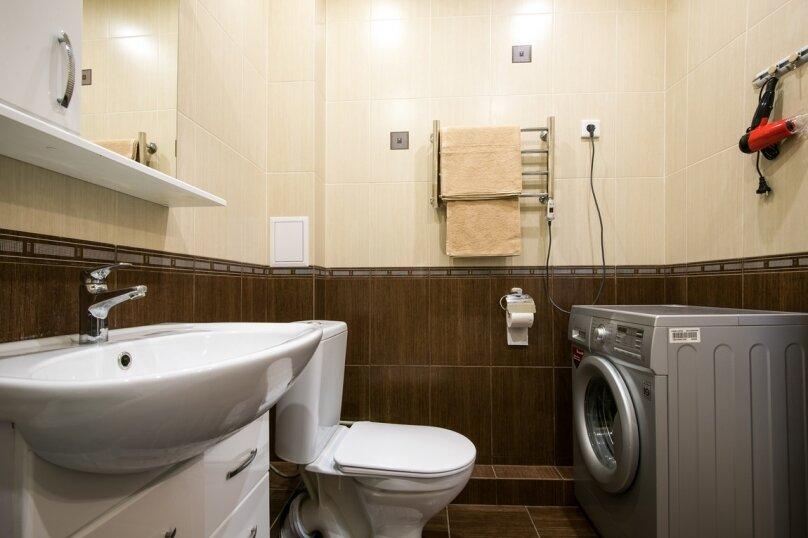 1-комн. квартира, 44 кв.м. на 4 человека, улица Жлобы, 141, Краснодар - Фотография 8