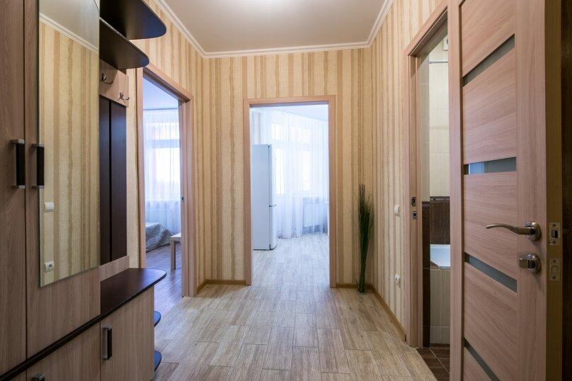 1-комн. квартира, 44 кв.м. на 4 человека, улица Жлобы, 141, Краснодар - Фотография 10