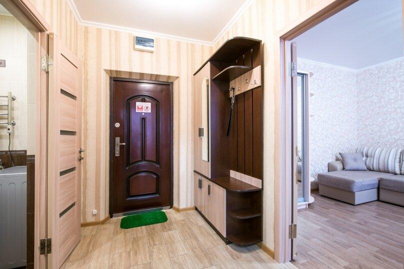 1-комн. квартира, 44 кв.м. на 4 человека, улица Жлобы, 141, Краснодар - Фотография 11