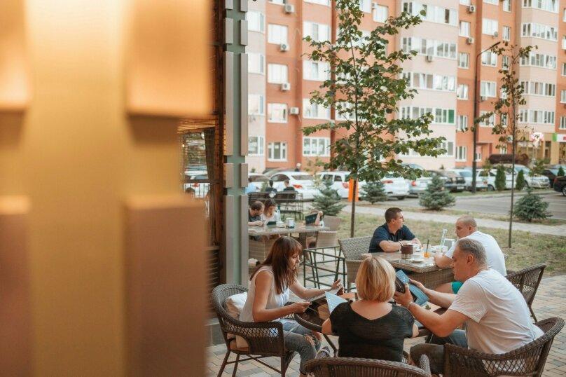 1-комн. квартира, 44 кв.м. на 4 человека, улица Жлобы, 141, Краснодар - Фотография 17