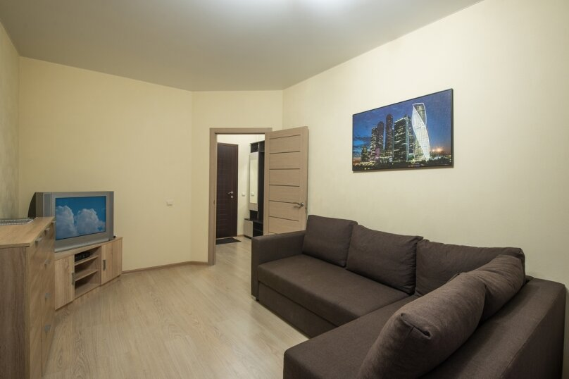 1-комн. квартира, 45 кв.м. на 4 человека, Красная улица, 176, Краснодар - Фотография 5