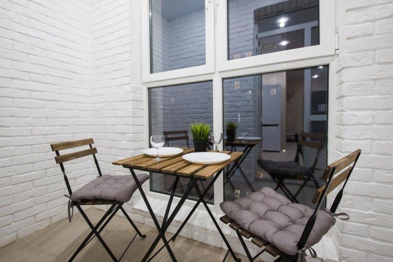 2-комн. квартира, 55 кв.м. на 4 человека, Красная улица, 176, Краснодар - Фотография 5