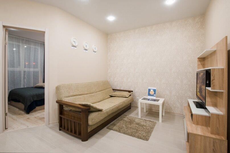 2-комн. квартира, 55 кв.м. на 4 человека, Красная улица, 176, Краснодар - Фотография 6