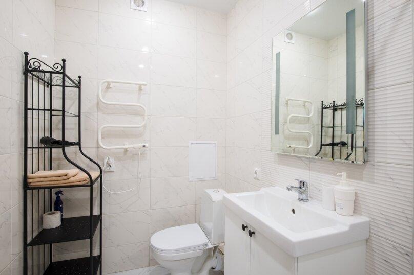 2-комн. квартира, 55 кв.м. на 4 человека, Красная улица, 176, Краснодар - Фотография 12