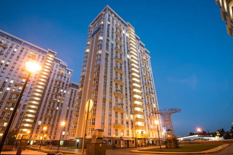 2-комн. квартира, 55 кв.м. на 4 человека, Красная улица, 176, Краснодар - Фотография 15