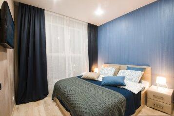 2-комн. квартира, 55 кв.м. на 4 человека, Красная улица, 176, Краснодар - Фотография 2
