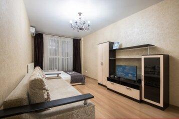 1-комн. квартира, 45 кв.м. на 4 человека, Красная улица, 176, Краснодар - Фотография 2