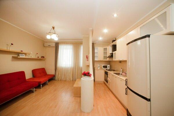 2-комн. квартира, 53 кв.м. на 4 человека, улица Баумана, 26, Казань - Фотография 1