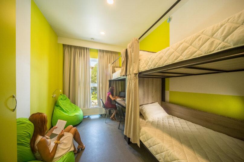 Спальное место в 3 местном женском номере 5, Беспалова, 104А, Симферополь - Фотография 1