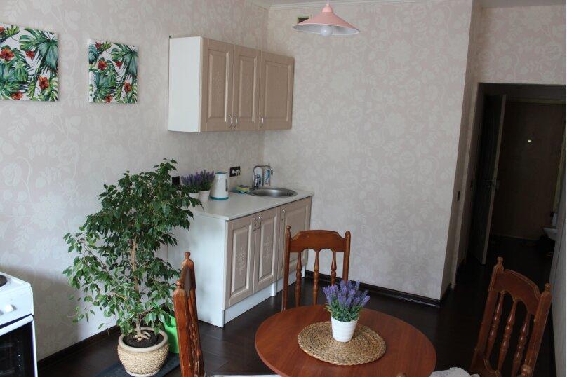 1-комн. квартира, 44 кв.м. на 3 человека, Кубанская набережная, 64, Краснодар - Фотография 8