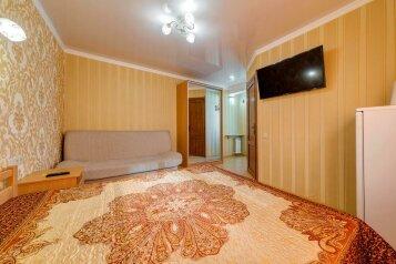 ДЕЛЮКС двухместный:  Номер, Апартаменты, 2-местный, 1-комнатный, Гостевой дом , Ульяновская улица, 16 на 18 номеров - Фотография 3