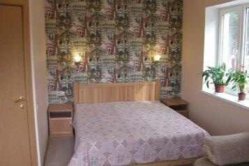 Одноместный с собственной ванной комнатой:  Номер, 1-местный, 1-комнатный, Гостевой дом , Ульяновская улица, 16 на 18 номеров - Фотография 2