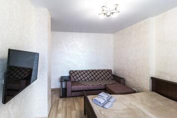 1-комн. квартира, 40 кв.м. на 4 человека, Учебная улица, 20, Омск - Фотография 1