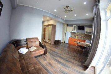 2-комн. квартира, 42 кв.м. на 4 человека, Сигнальная улица, 30Ас8, Черноморское - Фотография 4