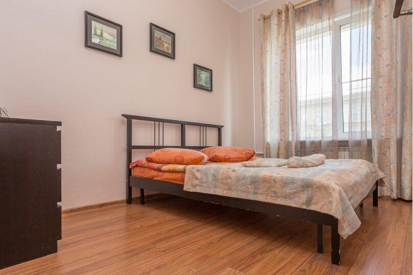 3-комн. квартира, 68 кв.м. на 5 человек, Советская улица, 55, метро Площадь Ленина, Новосибирск - Фотография 5