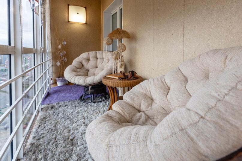 3-комн. квартира, 140 кв.м. на 6 человек, улица 9 Мая, 19А, Красноярск - Фотография 4