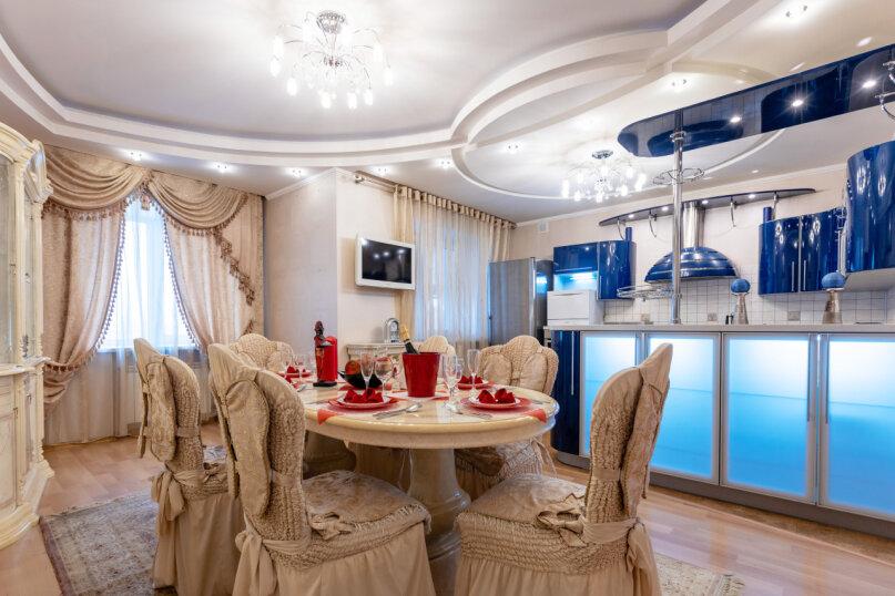 3-комн. квартира, 140 кв.м. на 6 человек, улица 9 Мая, 19А, Красноярск - Фотография 10
