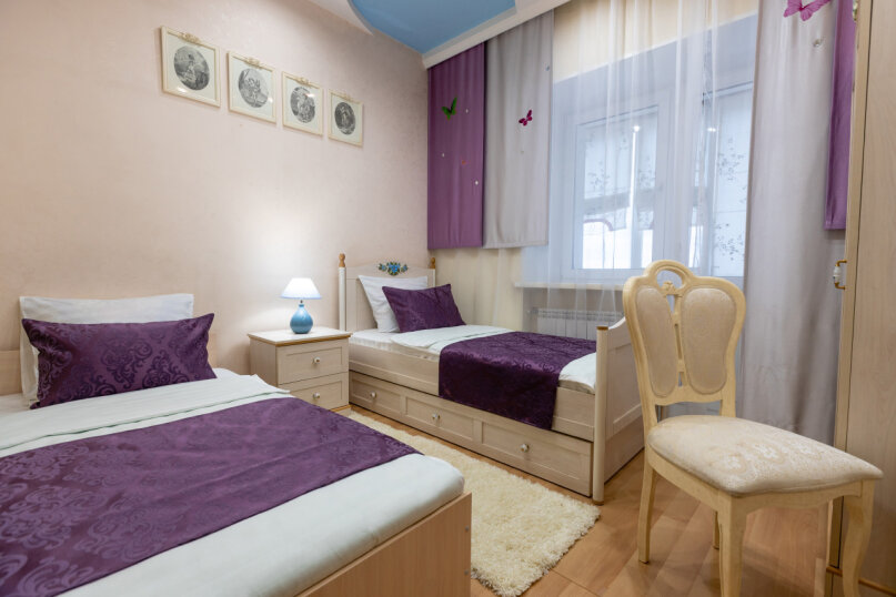 3-комн. квартира, 140 кв.м. на 6 человек, улица 9 Мая, 19А, Красноярск - Фотография 14
