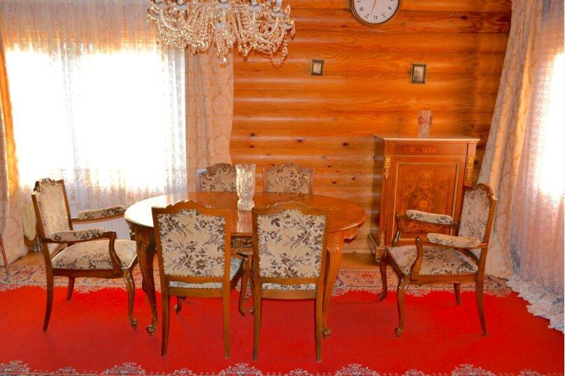 Шикарная усадьба, 250 кв.м. на 8 человек, 3 спальни, Эстонская улица, 144, Красная Поляна - Фотография 11