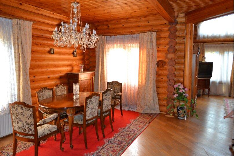 Шикарная усадьба, 250 кв.м. на 8 человек, 3 спальни, Эстонская улица, 144, Красная Поляна - Фотография 12