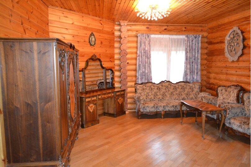 Шикарная усадьба, 250 кв.м. на 8 человек, 3 спальни, Эстонская улица, 144, Красная Поляна - Фотография 13