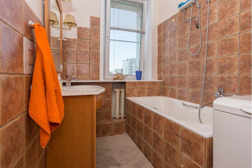 3-комн. квартира, 68 кв.м. на 5 человек, Советская улица, 55, метро Площадь Ленина, Новосибирск - Фотография 8