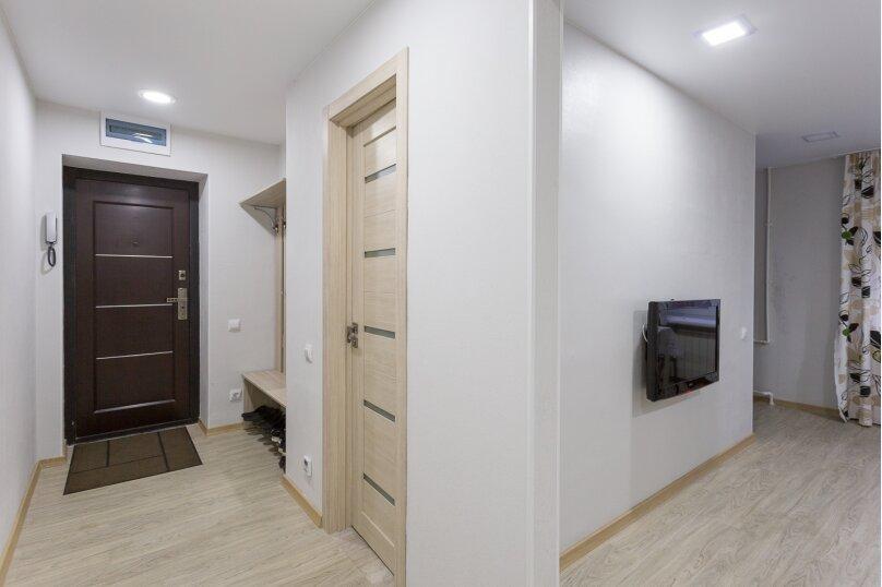 3-комн. квартира, 60 кв.м. на 6 человек, Красный проспект, 59, Новосибирск - Фотография 14