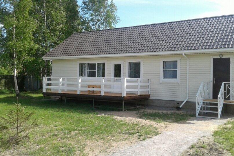 Дом, 105 кв.м. на 13 человек, 5 спален, СНТ Запорожское, уч. 23А, поселок Запорожское - Фотография 1