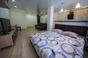 1-комн. квартира, 55 кв.м. на 4 человека, Днепровский бульвар, 6А, Могилев - Фотография 1