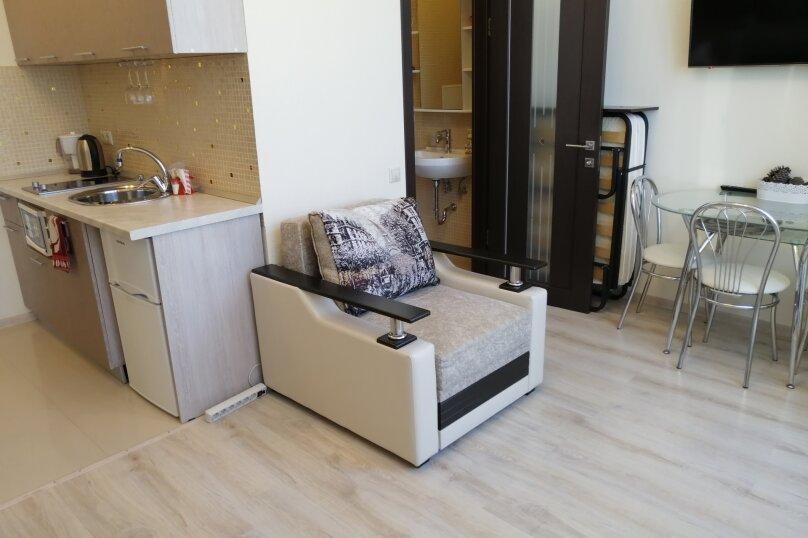 1-комн. квартира, 40 кв.м. на 3 человека, улица Просвещения, 148, Адлер - Фотография 21