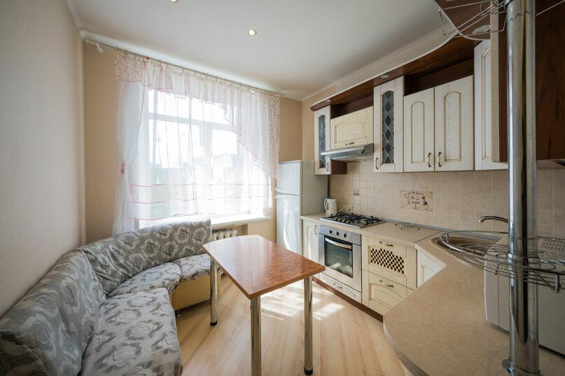 1-комн. квартира, 40 кв.м. на 4 человека, бульвар Ленина, 6, Могилев - Фотография 5