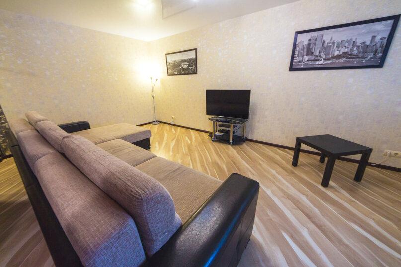 2-комн. квартира, 50 кв.м. на 4 человека, улица Якубовского, 57, Могилев - Фотография 2