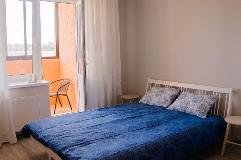 1-комн. квартира, 37 кв.м. на 3 человека, Бианки, 12, Великий Новгород - Фотография 10