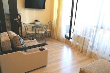 1-комн. квартира, 40 кв.м. на 3 человека, улица Просвещения, 148, Адлер - Фотография 1
