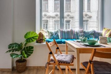 1-комн. квартира, 33 кв.м. на 4 человека, Сапёрный переулок, 10, Санкт-Петербург - Фотография 3