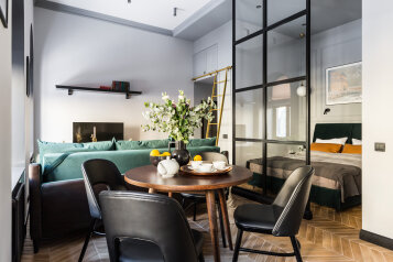1-комн. квартира, 35 кв.м. на 4 человека, улица Чайковского, 77, Санкт-Петербург - Фотография 2