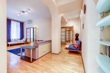 2-комн. квартира, 65 кв.м. на 5 человек, Литейный проспект, 25, Санкт-Петербург - Фотография 4