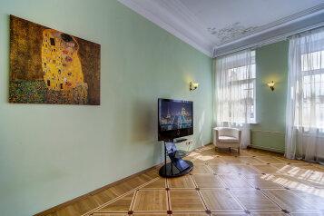 3-комн. квартира, 120 кв.м. на 8 человек, 2-я Советская улица, 12, Санкт-Петербург - Фотография 4