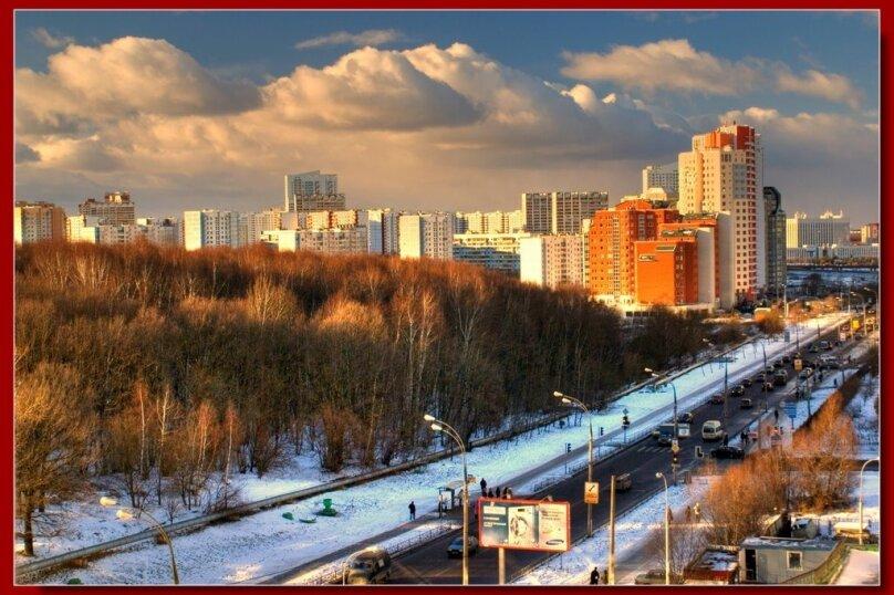 1-комн. квартира, 50 кв.м. на 4 человека, улица Островитянова, 9, Москва - Фотография 9