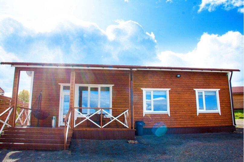 Коттедж Онежская Горка, 110 кв.м. на 8 человек, 3 спальни, Горская, б/н, Кондопога - Фотография 1