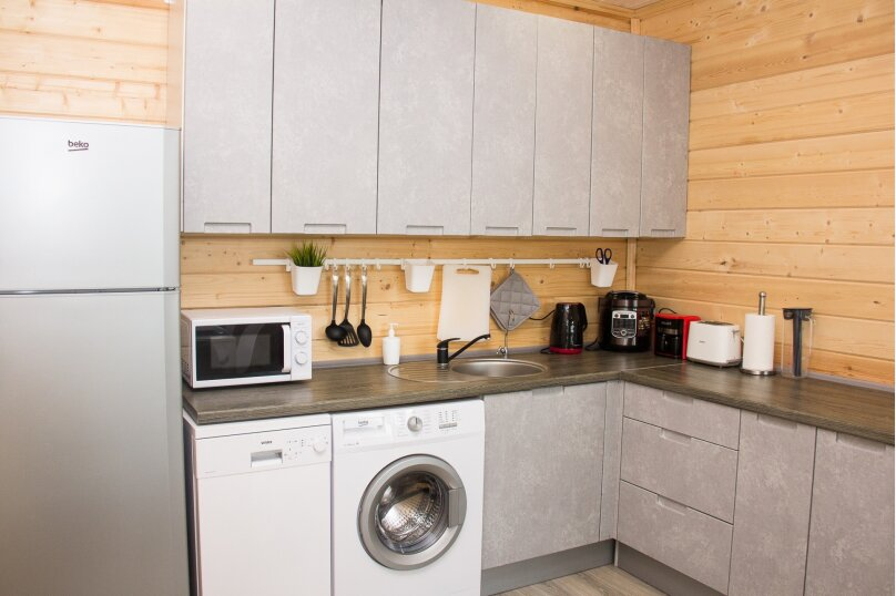 Коттедж Онежская Горка, 110 кв.м. на 8 человек, 3 спальни, Горская, б/н, Кондопога - Фотография 5