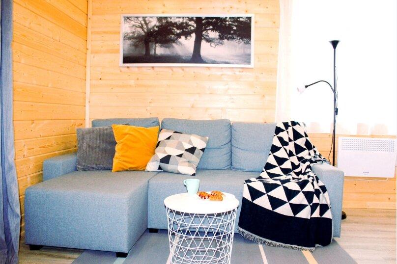 Коттедж Онежская Горка, 110 кв.м. на 8 человек, 3 спальни, Горская, б/н, Кондопога - Фотография 7