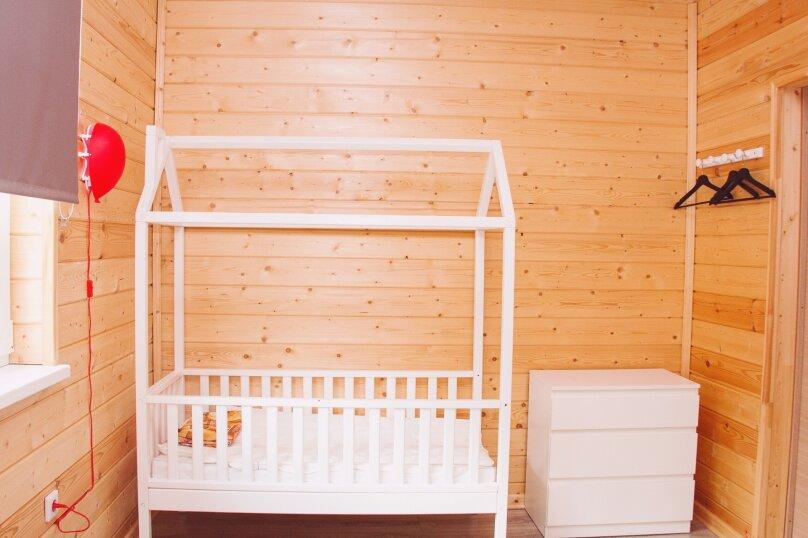 Коттедж Онежская Горка, 110 кв.м. на 8 человек, 3 спальни, Горская, б/н, Кондопога - Фотография 10