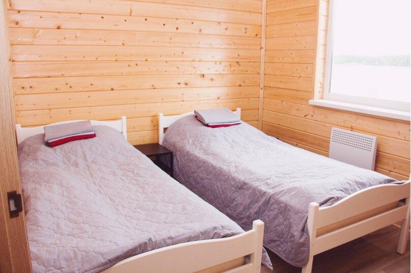 Коттедж Онежская Горка, 110 кв.м. на 8 человек, 3 спальни, Горская, б/н, Кондопога - Фотография 11