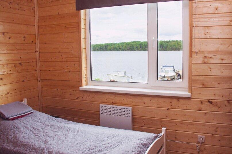 Коттедж Онежская Горка, 110 кв.м. на 8 человек, 3 спальни, Горская, б/н, Кондопога - Фотография 12