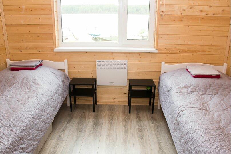 Коттедж Онежская Горка, 110 кв.м. на 8 человек, 3 спальни, Горская, б/н, Кондопога - Фотография 13