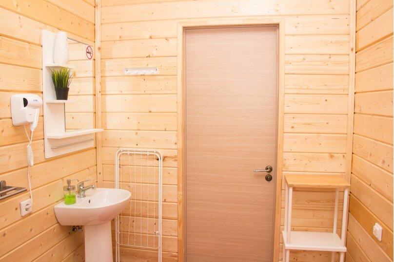 Коттедж Онежская Горка, 110 кв.м. на 8 человек, 3 спальни, Горская, б/н, Кондопога - Фотография 16