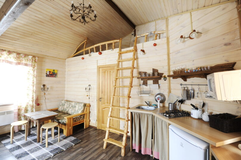 Малый коттедж №2(3), пос. Инино, Солнечная, 1, Москва - Фотография 1