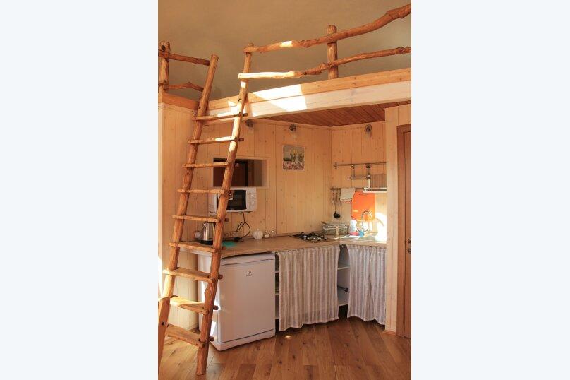 Купольный коттедж с одной спальней №9, пос. Инино, Солнечная, 1, Москва - Фотография 1