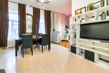 3-комн. квартира, 100 кв.м. на 8 человек, набережная реки Мойки, 28, Санкт-Петербург - Фотография 3